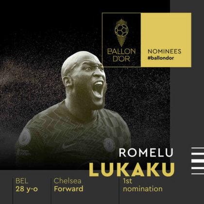 Romelu Lukaku (belga) - atacante - Chelsea