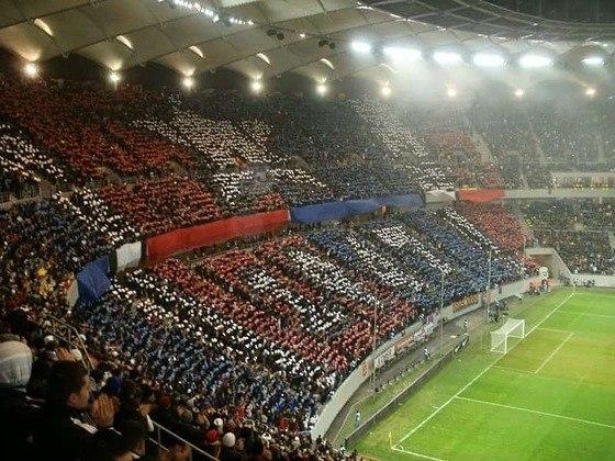 Romênia - Steaua Bucaresti - 26 títulos