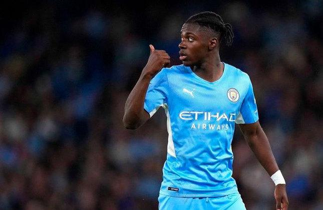 Roméo Lavia (Bélgica) - Clube: Manchester City (Inglaterra) - Posição: Meio-campista