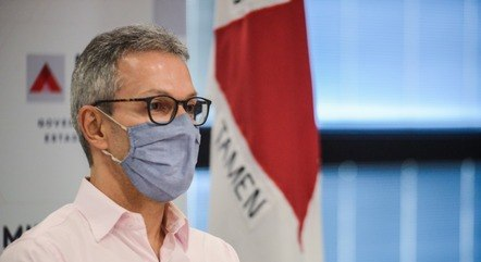 Zema alega avanço simultâneo da pandemia