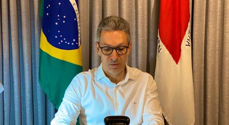 Governador Romeu Zema anunciou o cronograma do pagamento nesta quarta-feira (10)