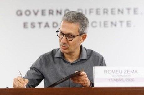 Zema sancionou texto aprovado pela ALMG na quinta (16)