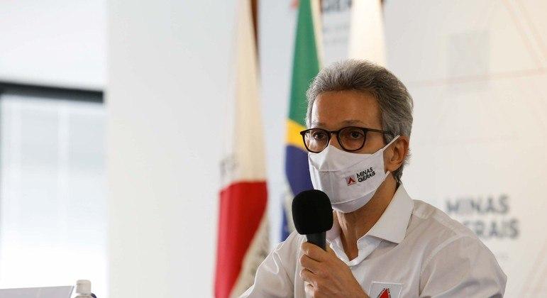 Governador de Minas Gerais criticou possibilidade de criação de CPI no Congresso Nacional