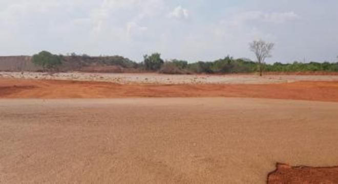 rompimento de barragem livramento