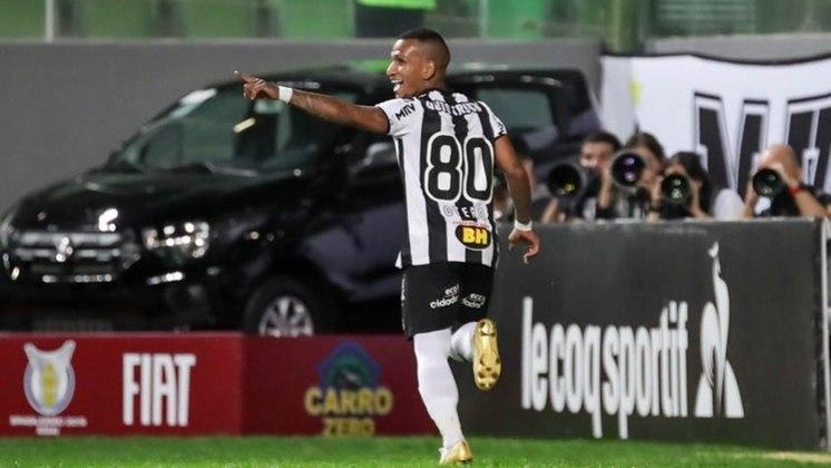 Rómulo Otero: meia – 28 anos – venezuelano – Fim de contrato com o Atlético-MG – Valor de mercado: 2,2 milhões de euros (cerca de R$ 13,2 milhões na cotação atual).