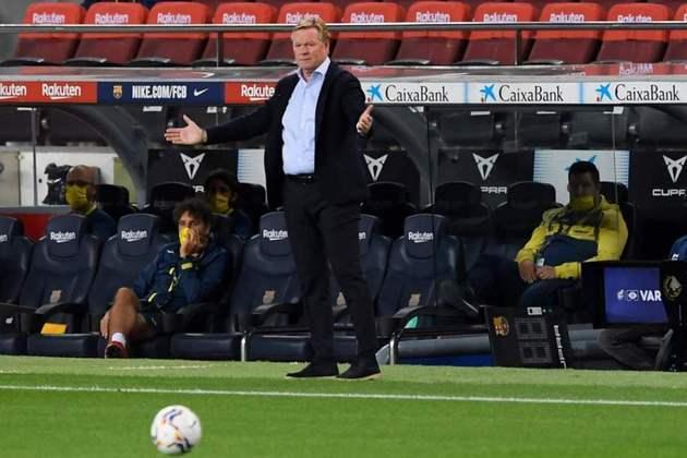 Ronald Koeman segue tentando dar a sua cara ao Barcelona. Assim, ele aproveitou o recesso de jogos do clube por conta das partidas de seleções e preparou uma lista de dispensáveis. Uma pequena barca que deve zarpar da Catalunha na janela de janeiro
