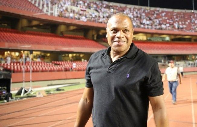 Ronaldão - O ex-zagueiro se tornou dirigente de futebol e seu último trabalho foi como diretor de futebol da Ponte Preta, de onde pediu afastamento em maio de 2018(Foto: Paula Reina/saopaulofc.net)