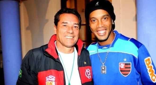 Guerra perdida com Ronaldinho Gaúcho. Terceira demissão