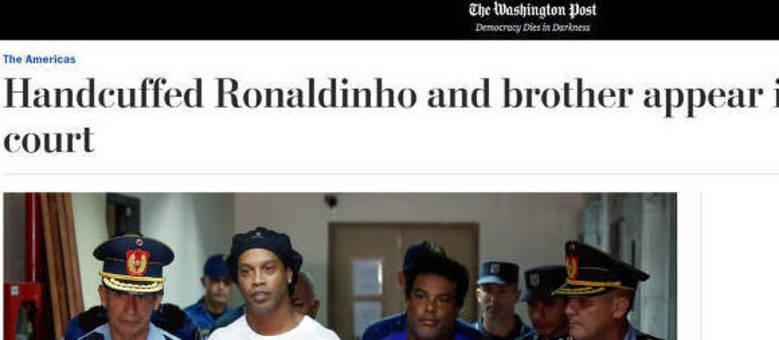 Washington Post mostra a 'firmeza' do governo paraguaio