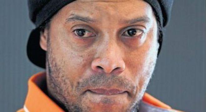 Churrasco frustrado. Preso em uma cadeia do Paraguai. 40 anos de Ronaldinho