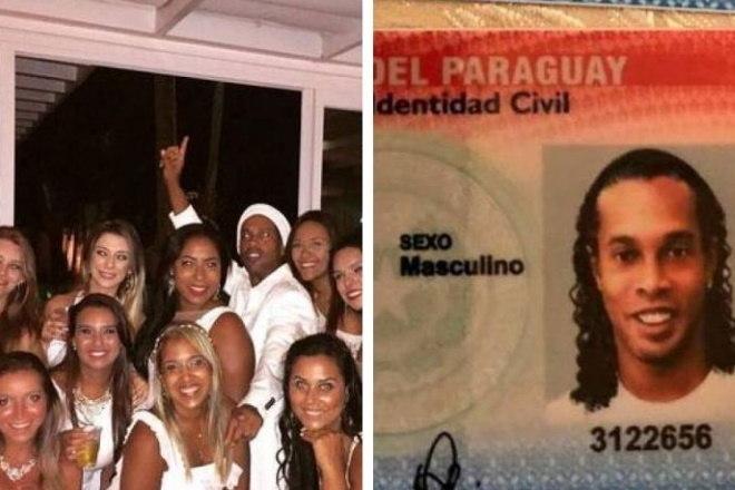 Ronaldinho Gaúcho está preso no Paraguai desde a última sexta-feira (6), por conta da falsificação de um passaporte, assim como seu irmão e empresário Assis. No entanto, sua vida extracampo sempre foi recheada de polêmicas. Relembre alguns destes casos