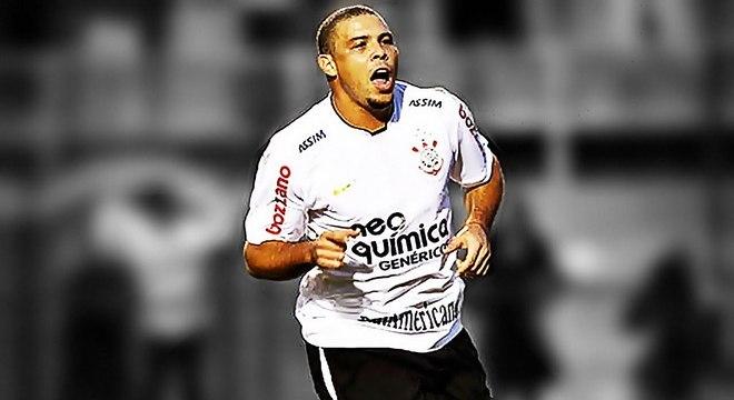 A parceria com a Neo Química foi fundamental quando Ronaldo esteve no Corinthians