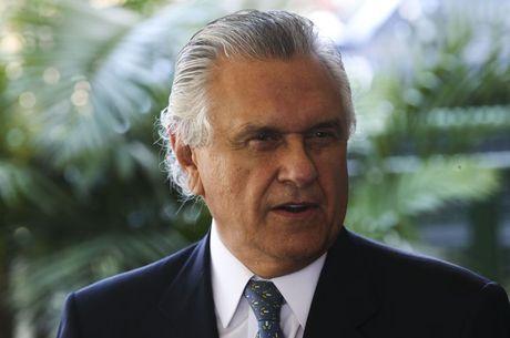O governador de Goiás, Ronaldo Caiado (DEM)