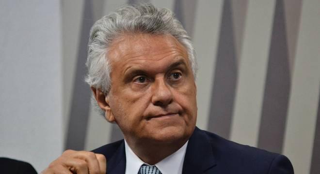 Ronaldo Caiado, governador de Goiás, lembrou as boas relações com Angola