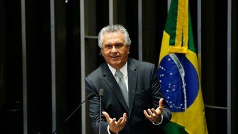 Ronaldo Caiado é eleito no 1º turno para governar o Estado de Goiás (Pedro Ladeira/Folhapress - 09.08.2016)