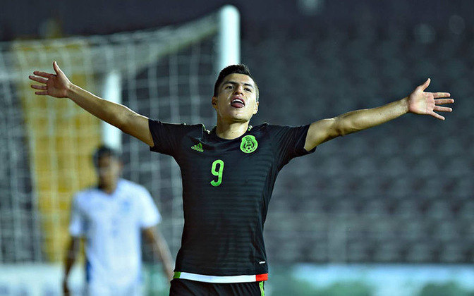 RONALDO CISNEROS / MÉXICO - É jogador do Gualajara e atua como atacante. Outro que estará com 24 anos mas poderá se beneficiar da medida do COI.