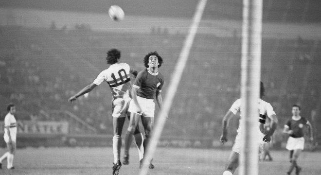 Ronaldo Drummond foi bicampeão Brasileiro e Paulista no Palmeiras nos anos 70