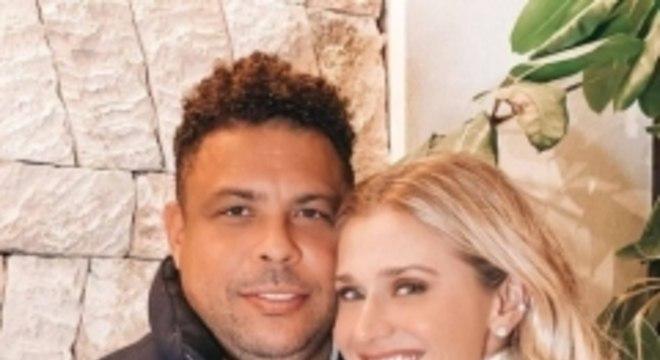 Ronaldo e Celina