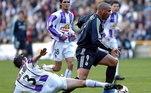 Em cinco anos, de 2002 a 2007, Ronaldo marcou 104 gols em 177 jogos e conquistou três títulos: Mundial de Clubes, Campeonato Espanhol e Supercopa da EspanhaVeja mais:Avião, iate, campo de golfe e time da NBA: Michael Jordan vive no luxo