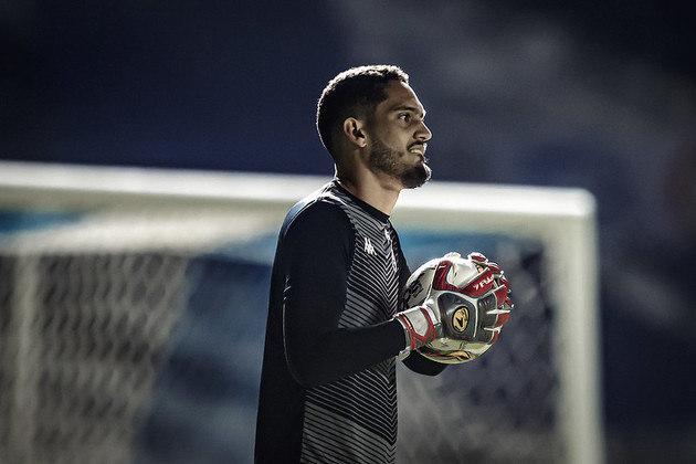 Ronaldo (Vitoria - Goleiro) - 24 anos - contrato até dezembro de 2021
