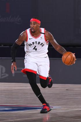 Rondae Hollis-Jefferson (ala/ala-pivô) - Antigo titular no Brooklyn Nets, Hollis-Jefferson não tem tanto espaço no Toronto Raptors, até pelas presenças de Pascal Siakam, OG Anunoby e Norman Powell