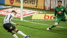 Corinthians leva virada, e Sylvinho segue sem vencer em Itaquera