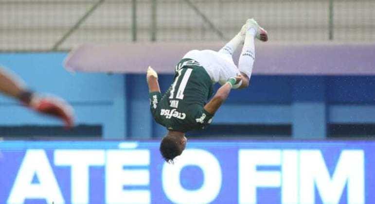 Os números de Rony são imbatíveis nesta Libertadores. Metamorfose inacreditável