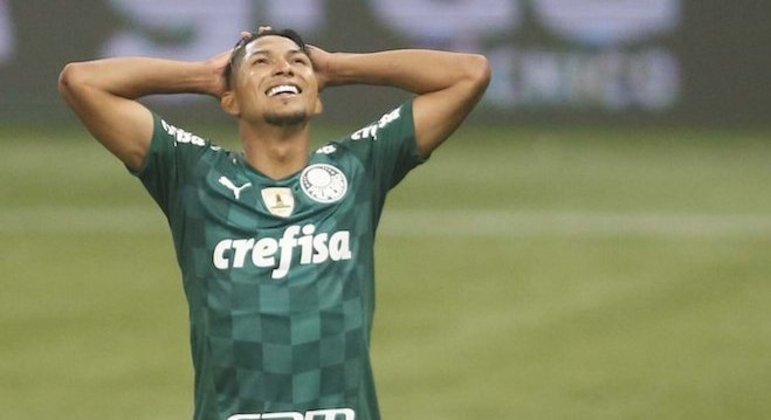 Rony está fora do clássico contra o São Paulo, neste fim de semana