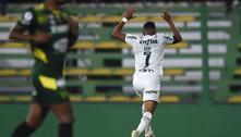 Com polêmica, Palmeiras vence o Defensa e fica perto de outra taça