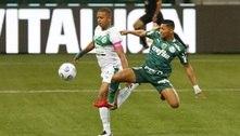 Palmeiras empata com o Juventude e fica 10 pontos atrás do líder