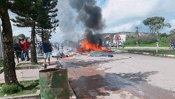 __Roraima pede ao STF a suspensão da entrada de venezuelanos__ (Reprodução)