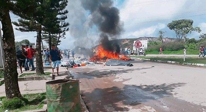 Roraima: manifestação terminou em violência contra venezuelanos