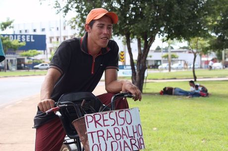 Daniel Ribas vive há dois anos em Roraima