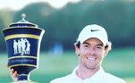 Rory McIlroy é o 44º colocado na lista dos mais bem pagos. O golfista teve um ganho de R$ 278,2 milhões no ano passado