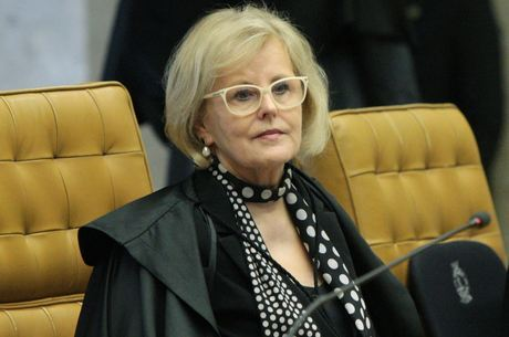 Presidente do TSE, ministra Rosa Weber