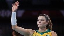 Substituta de Tandara, Rosamaria brilha e põe Brasil na final do vôlei