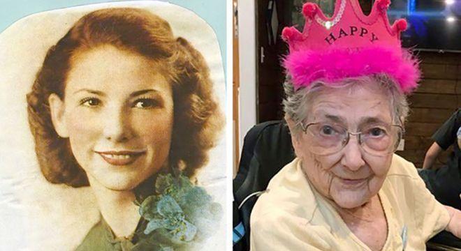 Rose Marie Bentley viveu 99 anos com condição rara; médicos se surpreenderam por ela ter levado uma vida tão longa e saudável