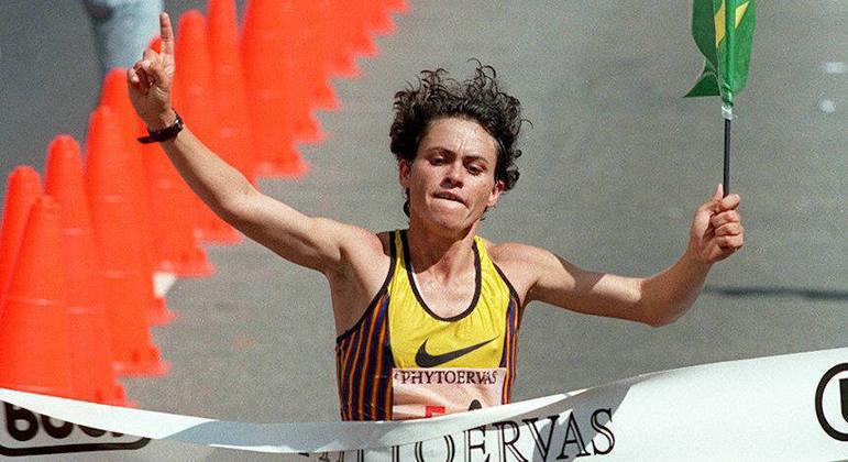 Roseli Machado, campeã da São Silvestre de 1996 morre de covid-19, aos 52 anos
