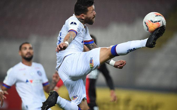Rossi (Bahia - Atacante) - 27 anos -  contrato até dezembro/2021