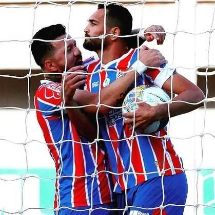 Gilberto - Clube: Bahia - Pênaltis cobrados: 21 - Pênaltis convertidos: 17 - Aproveitamento: 81%.