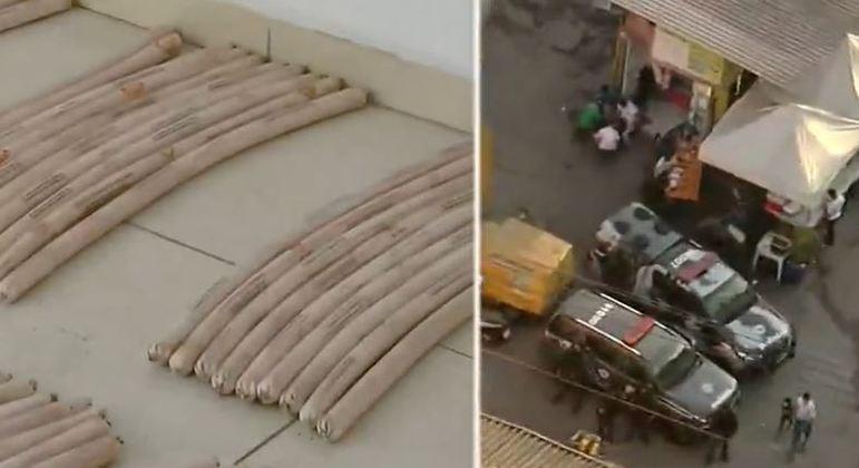 Rota encontra depósito com 50 kg de explosivos em Paraisópolis