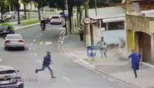 Homens roubam carro com duas crianças dentro no ABC Paulista