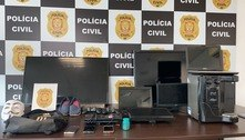 Polícia prende mulher que planejou roubo na casa do namorado