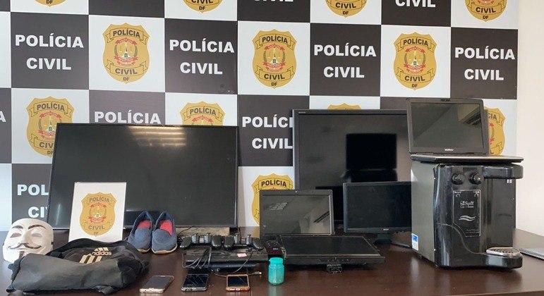Denúncia anônima e imagens de câmeras de segurança confirmaram que namorada participou do crime
