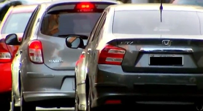 A cada hora, cerca de sete veículos são furtados ou roubados em SP