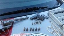 Presa dupla suspeita de invadir casas no Morumbi e Jardins, em SP