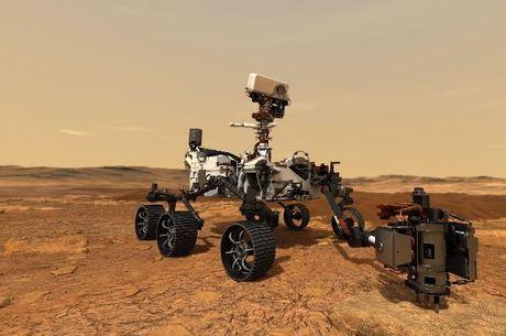Em 2026, Nasa projeta nova missão a Marte