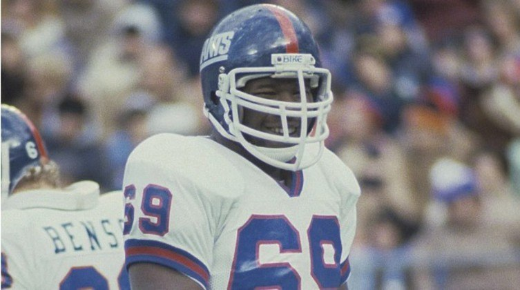 Roy Simmons (1979-83): Offensive lineman dos Giants e Redskins.
