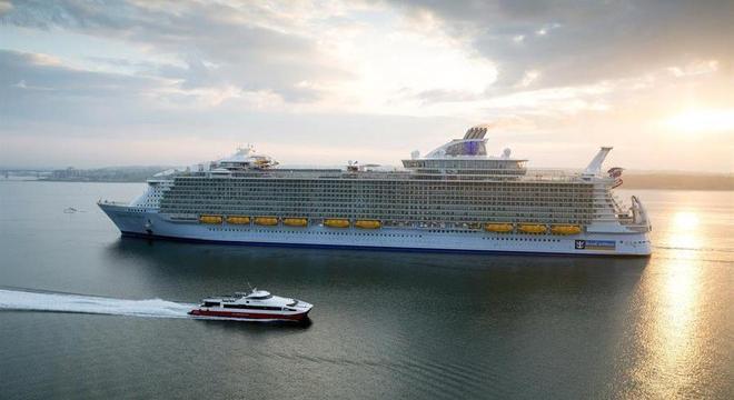 Cruzeiros estão proibidos de navegar na Flórida desde março deste ano