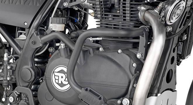 Motor LS de longo curso não tem alta potência mas estabilidade e baixa vibração